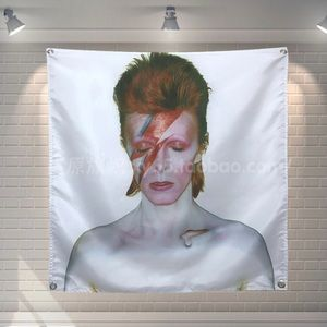 David Bowie wall tapestry